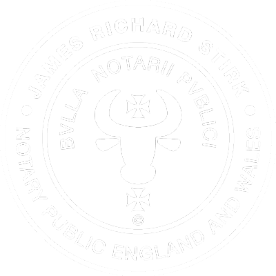 James Richard Stirk - Notary in Wales